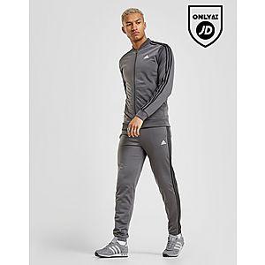 6a9004bbe36c adidas 3-Stripes Poly Track Pants ...