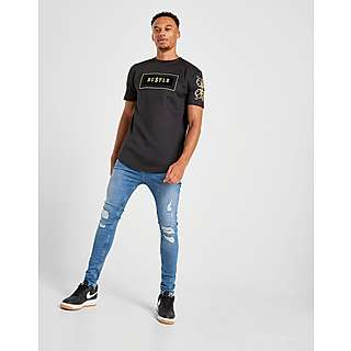 c89ae8af6d7fa Supply   Demand Essential Distressed Skinny Jeans