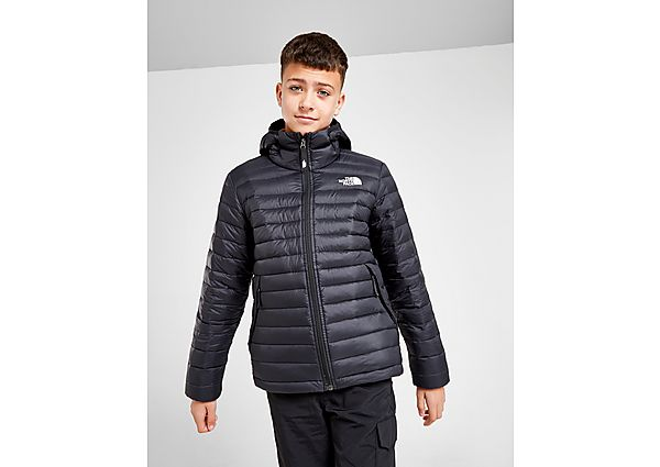 The North Face Aconcagua Jacket Junior - Black/White - Kind
