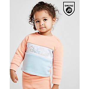 339abf2011f3 ... McKenzie Girls  Micro Amy Fleece Suit Infant