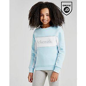 4b1b1d573040 McKenzie Girls  Sarah Panel Crew Sweatshirt Junior ...