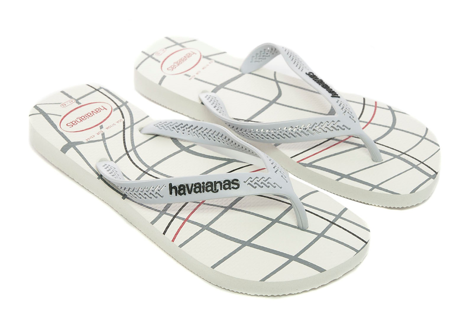 Havaianas Aero Print Flip Flops