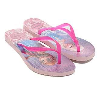 Havaianas Slim Frozen Flip Flops Children