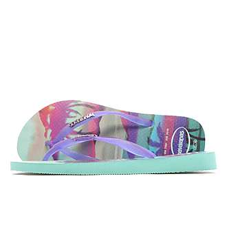 Havaianas Slim Paisage Flip Flops Women's