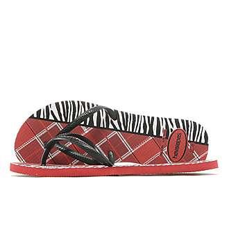 Havaianas Flat Mix Flip Flops Women's