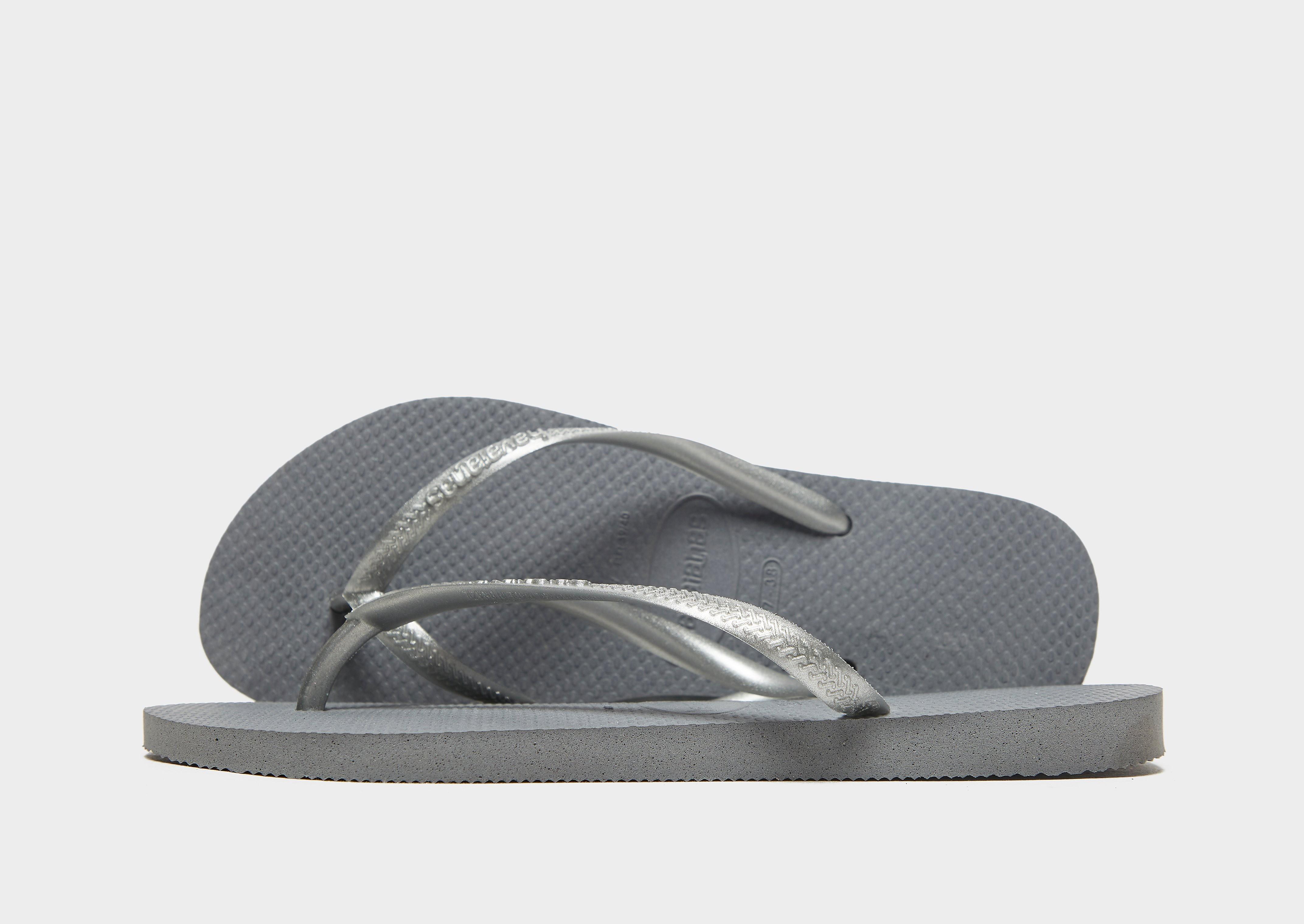 Havaianas Slim Steel Flip Flops Women's
