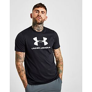 Under Armour Sportstyle Logo Short Sleeve T-Shirt ... e5506f3866