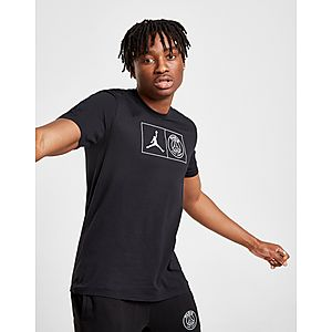 eca7e1dad Jordan x Paris Saint Germain Jock Tag T-Shirt ...