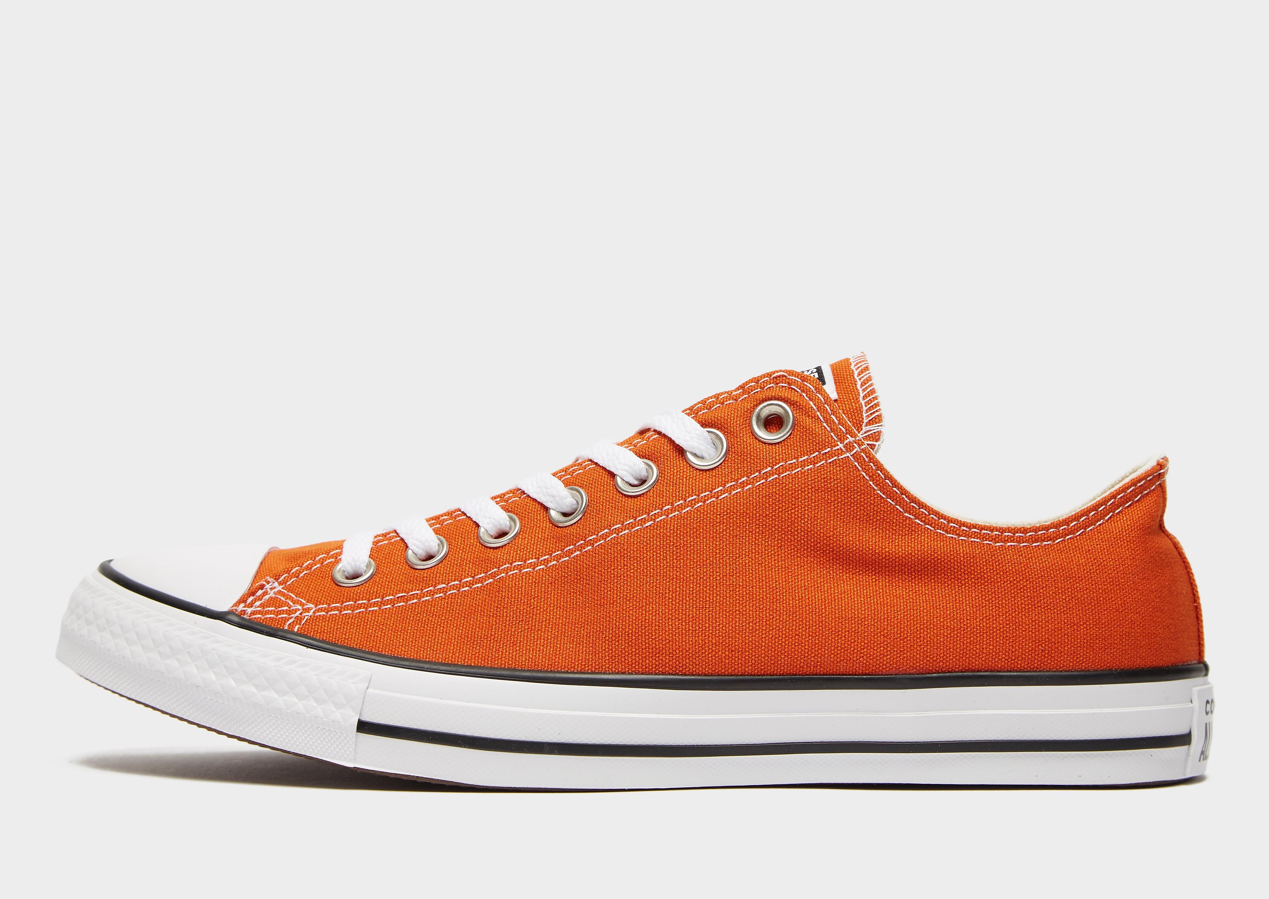 Converse Chuck Taylor All Star Ox, Naranja