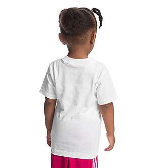 adidas Originals Girls Trefoil Star T-Shirt Infant