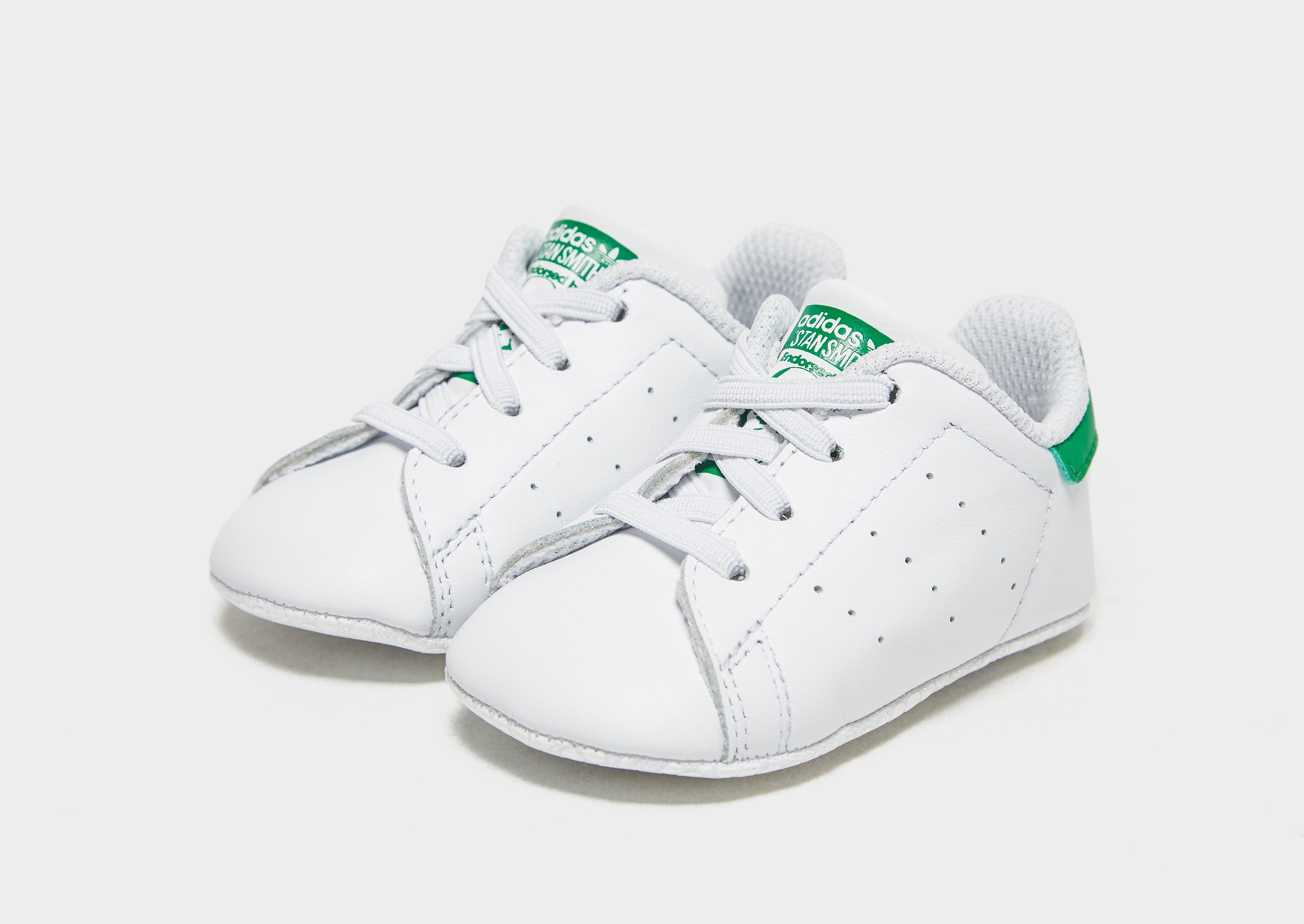 Adidas Stan Smith kindersneaker groen en wit