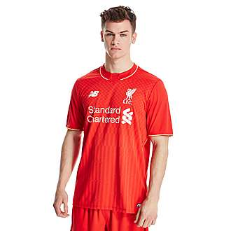New Balance Liverpool FC 2015 Home Shirt