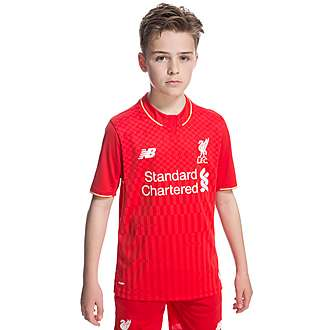 New Balance Liverpool FC 2015 Junior Home Jersey