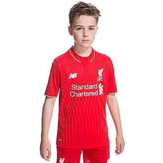 New Balance Liverpool FC 2015 Junior Home Jersey