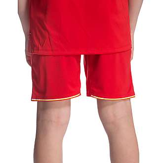 New Balance Liverpool FC 2015 Junior Home Shorts