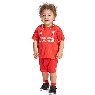 New Balance Liverpool FC 2015 Home Kit Children