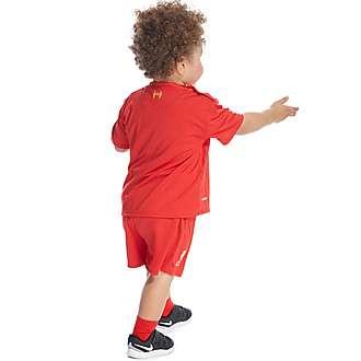New Balance Liverpool FC 2015 Home Kit Children