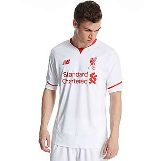 New Balance Liverpool FC Away 2015/16 Shirt