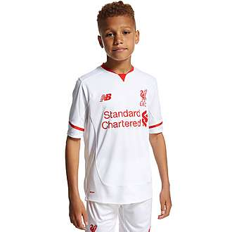 New Balance Liverpool FC Away 2015/16 Shirt Junior