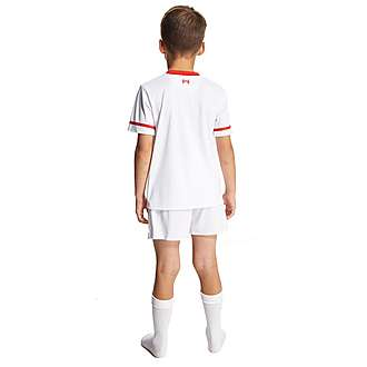 New Balance Liverpool FC Away 2015/16 Kit Children