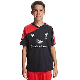 New Balance Liverpool FC 2015 Junior Training Shirt