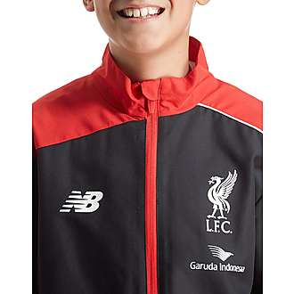 New Balance Liverpool FC Presentation Jacket Junior