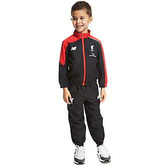 New Balance Liverpool FC Presentation Suit Children