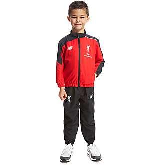 New Balance Liverpool FC Presentation Suit Children