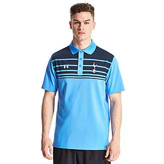 Under Armour Tottenham Hotspur Striped Polo Shirt