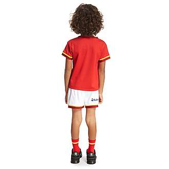 Under Armour Wales RU Home 2015/16 Kit Children