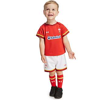 Under Armour Wales RU Home 2015/16 Kit Infant