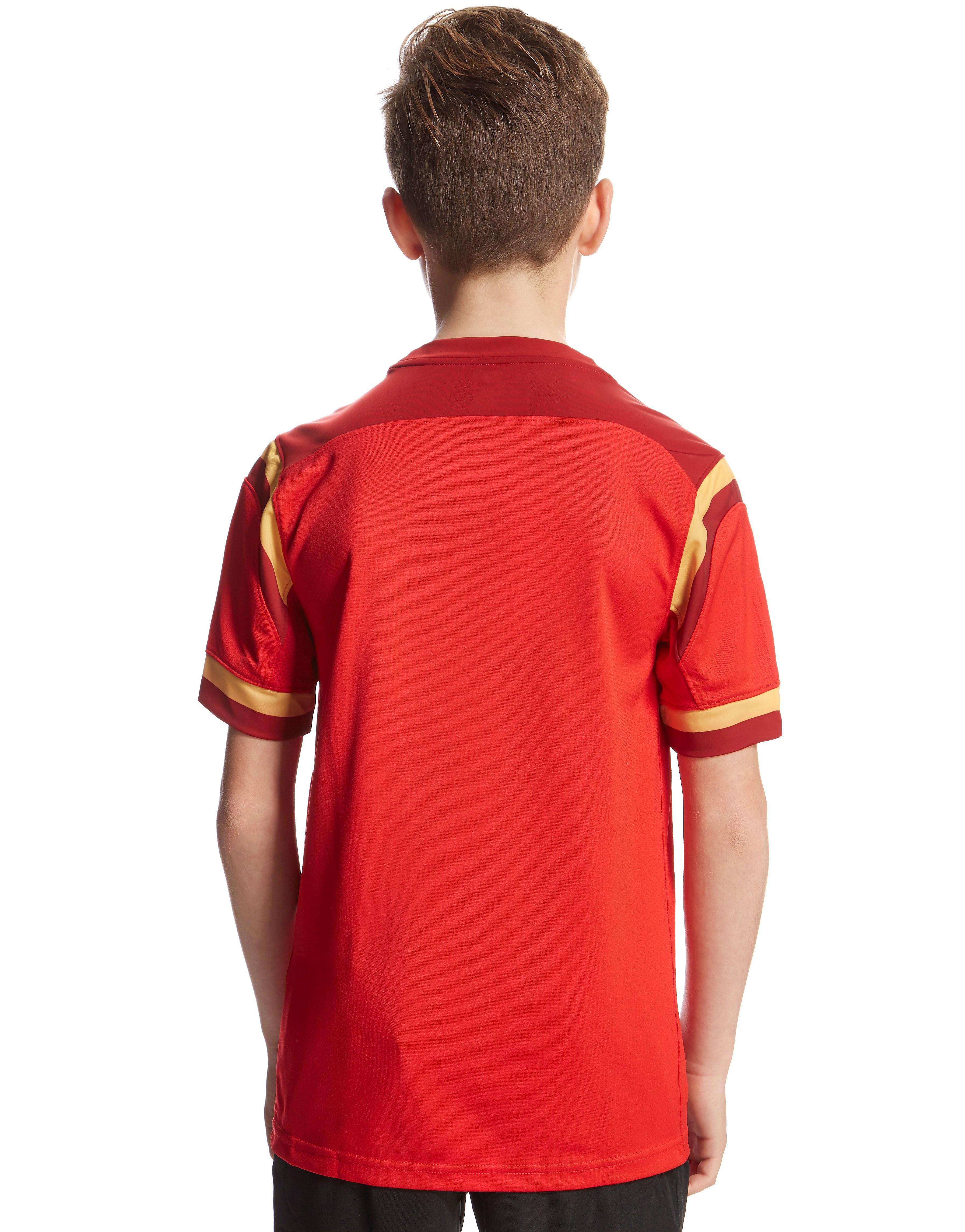 Under Armour Wales RU Home 2015/16 Shirt Junior