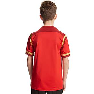 Under Armour Wales RU Home 2015/16 Shirt Junior