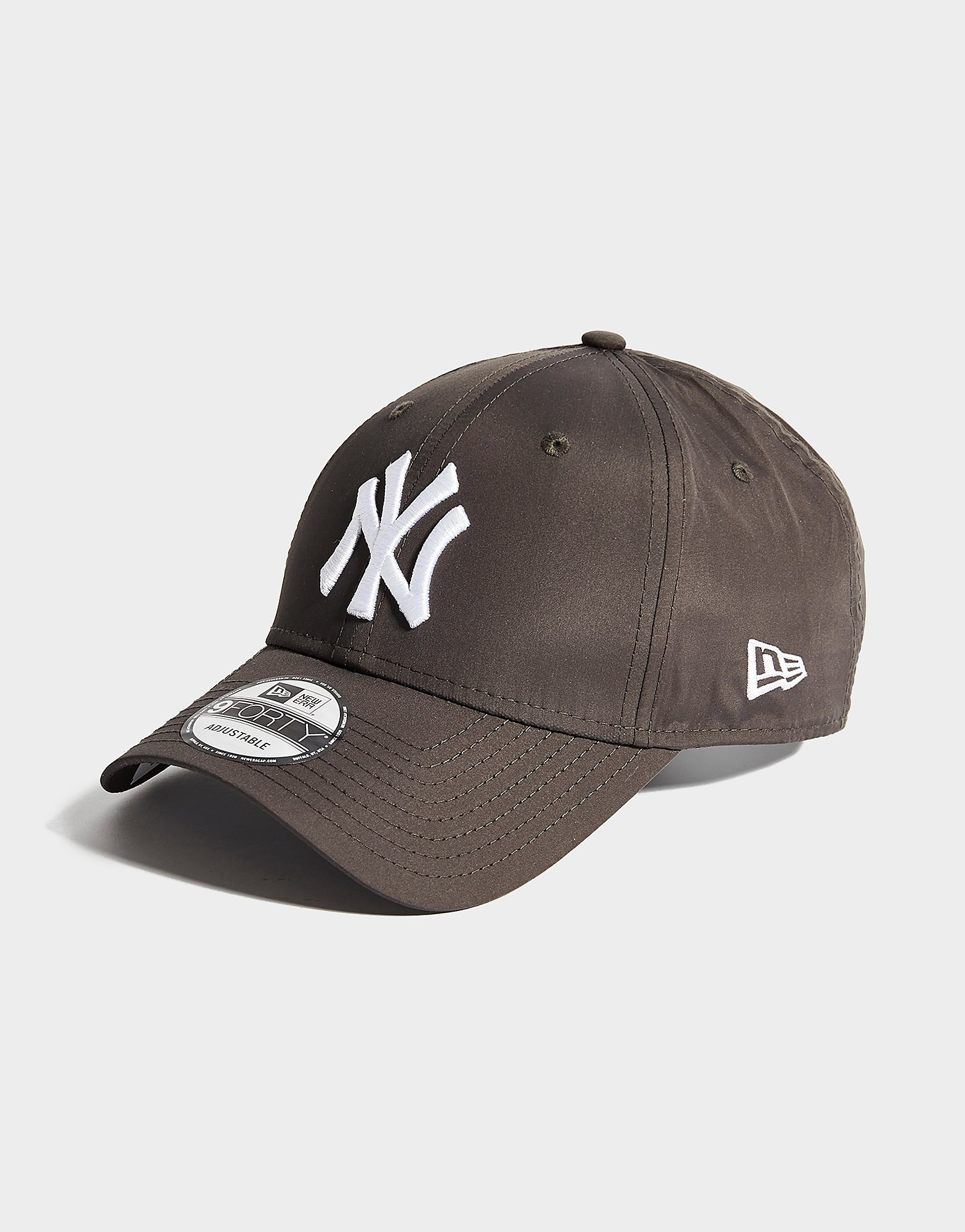 New Era MLB New York Yankees 9FORTY Cap - Grijs - Heren