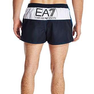 Emporio Armani EA7 Panel Swim Shorts