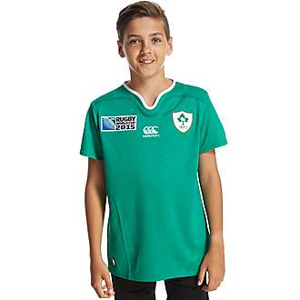 Canterbury Ireland Rugby World Cup 2015 Shirt Junior
