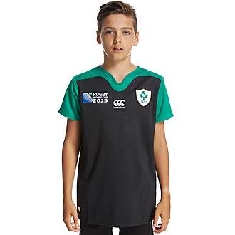 Canterbury Ireland Rugby World Cup 2015 Away Shirt Junior