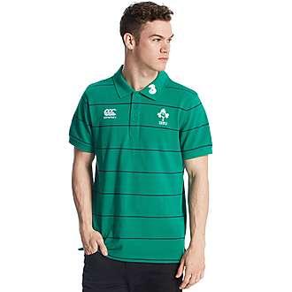 Canterbury Ireland Rugby World Cup 2015 Stripe Polo Shirt