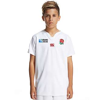 Canterbury England RFU RWC15 Home Pro Shirt Junior