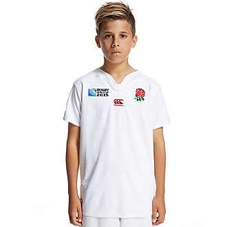 Canterbury England RFU RWC15 Home Pro Shirt Junior
