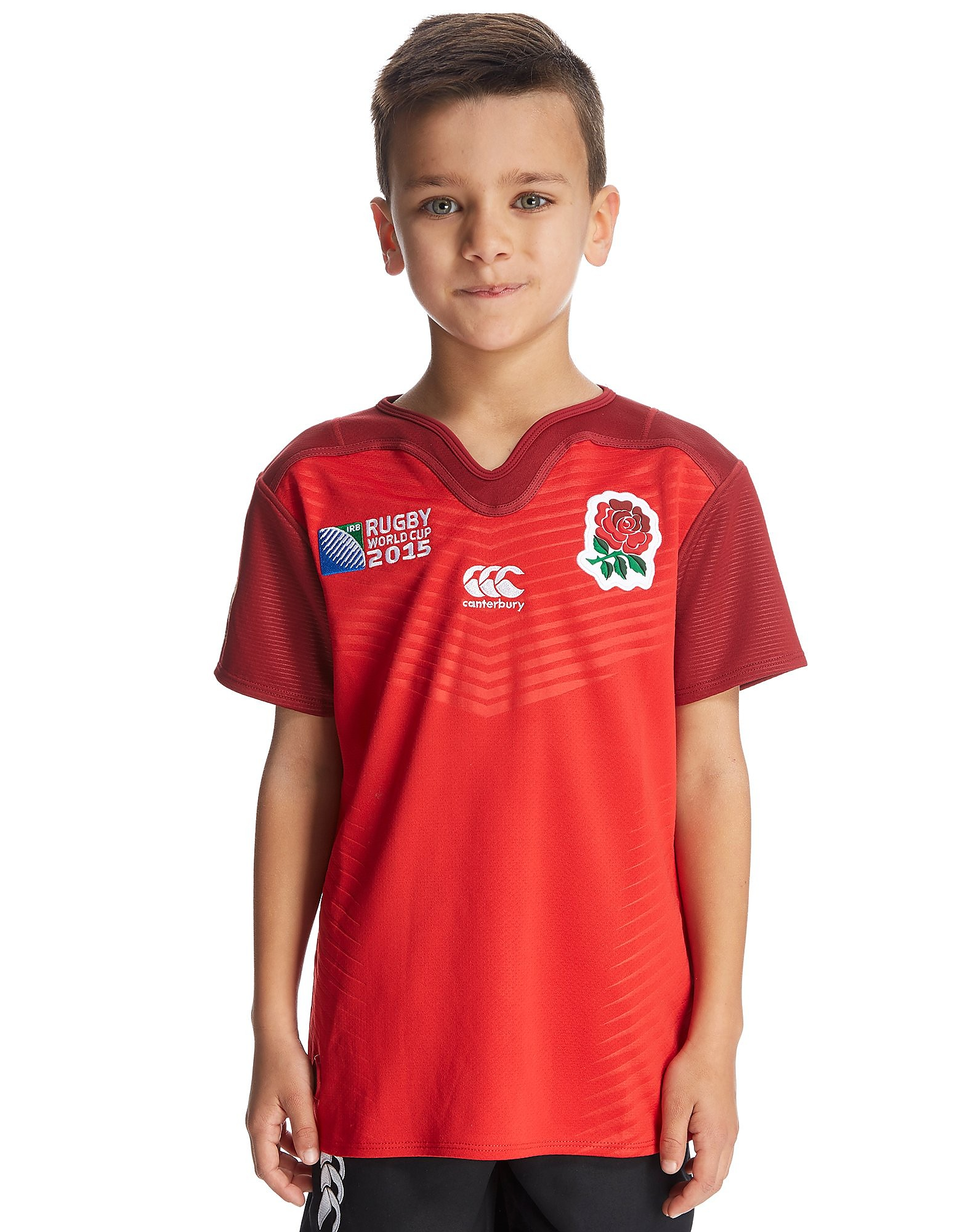 Canterbury England RFU WRC15 Alternate Pro Shirt Junior