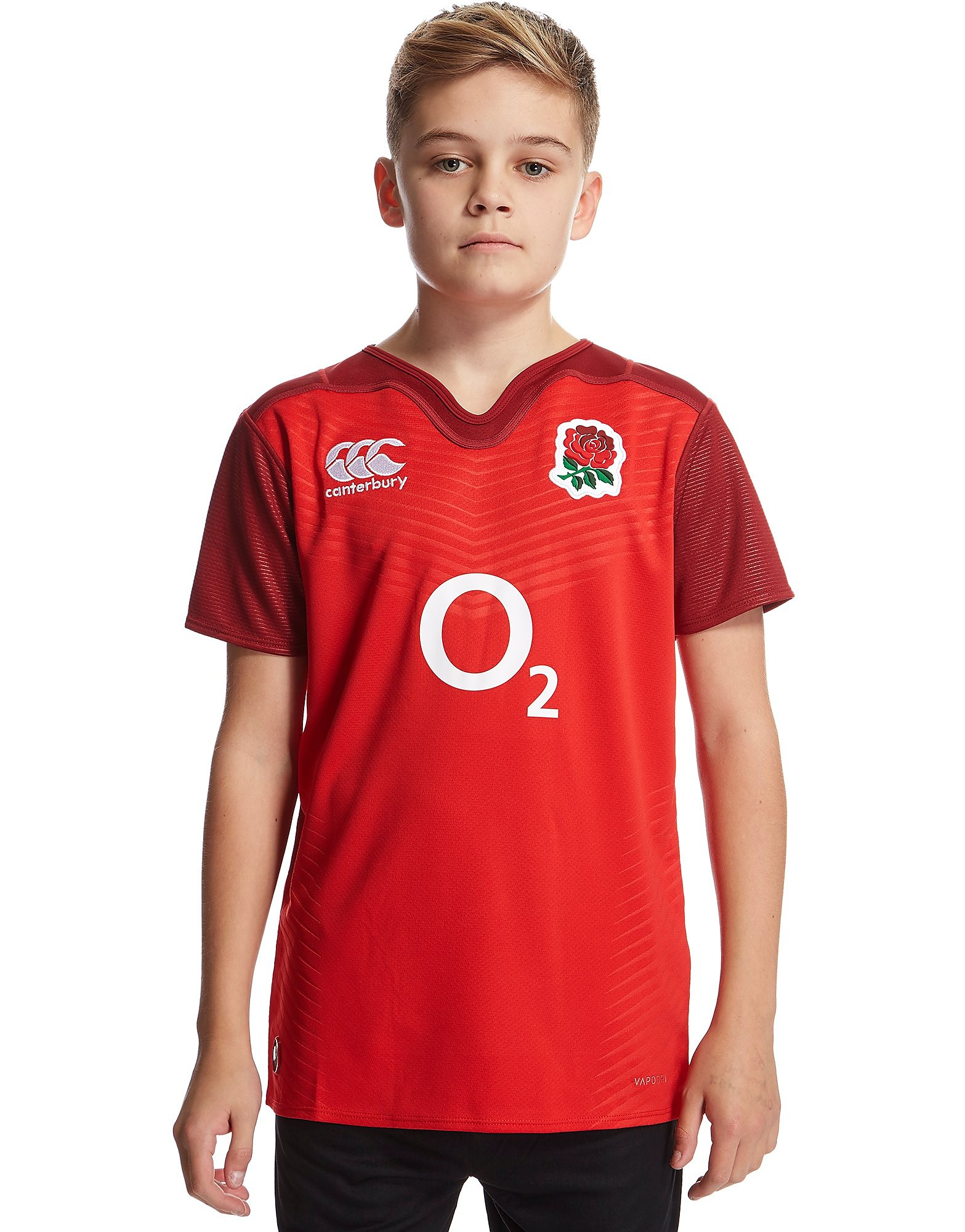 Canterbury England RFU Alternate 2015/16 Shirt Junior