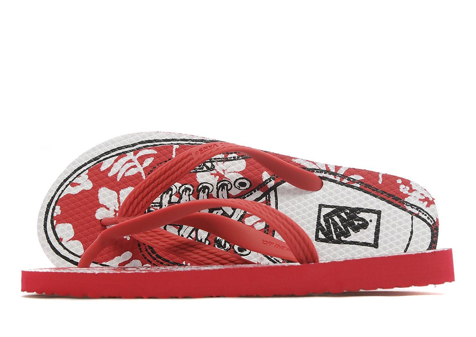Vans Hanalei Flip Flops