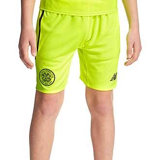 New Balance Celtic FC 2015 Third Shorts Junior