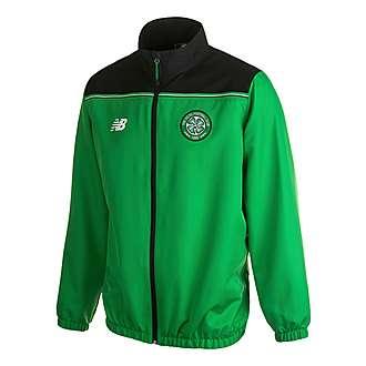 New Balance Celtic FC 2015 Presentation Jacket Junior