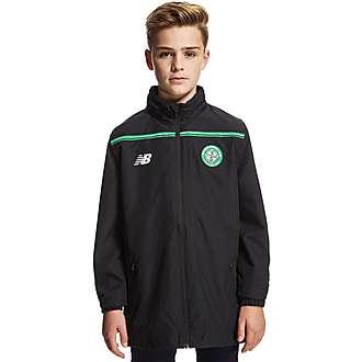 New Balance Celtic 2015/16 Rain Jacket Junior