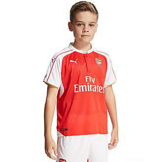 PUMA Arsenal FC 2015 Junior Home Shirt