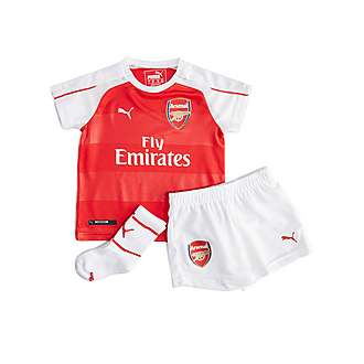 PUMA Arsenal FC 2015 Home Infants Kit
