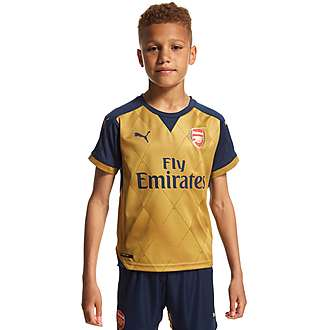 PUMA Arsenal FC 2015 Away Shirt Junior