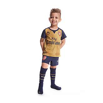 Puma Arsenal FC 2015 Away Kit Children